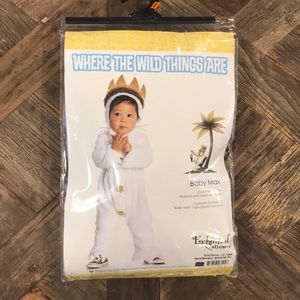 Other - Where the Wild Things Are - Toddler Max Costume